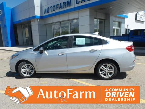 2017 Chevrolet Cruze for sale in Evanston, WY