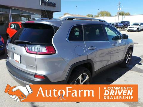 2019 Jeep Cherokee for sale in Evanston, WY