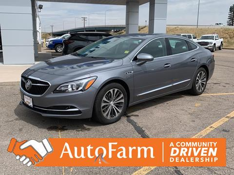2018 Buick LaCrosse for sale in Evanston, WY