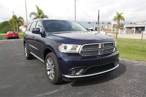 2018 Dodge Durango for sale in Okeechobee, FL