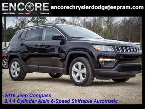 2019 Jeep Compass for sale in Mobile, AL