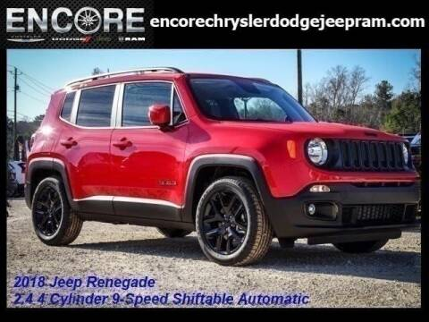 2018 Jeep Renegade for sale in Mobile, AL