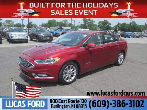 Used Ford Fusion Hybrid >> 2017 Ford Fusion Hybrid For Sale In Burlington Nj