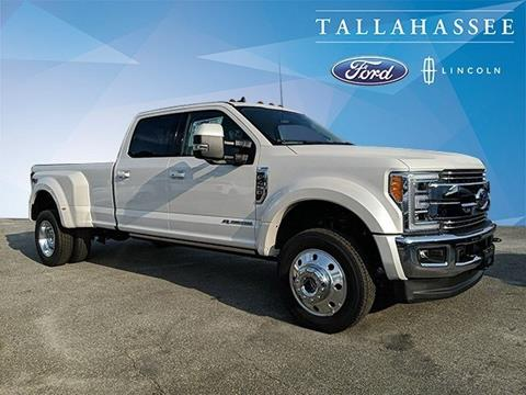 2019 Ford F-450 Super Duty for sale in Tallahassee, FL