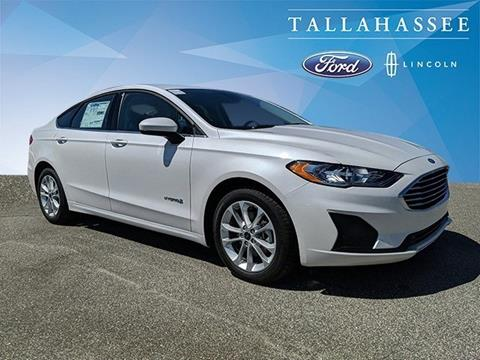 2019 Ford Fusion Hybrid for sale in Tallahassee, FL