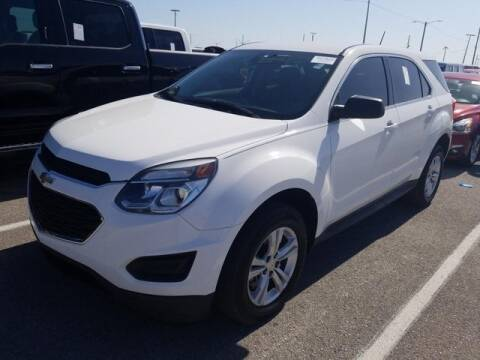 2017 Chevrolet Equinox LS for sale at Tallahassee Ford Lincoln in Tallahassee FL