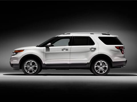 2015 Ford Explorer for sale at Tallahassee Ford Lincoln in Tallahassee FL