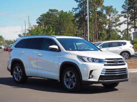 2018 Toyota Highlander for sale in Southern Pines, NC