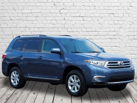 2012 Toyota Highlander For Sale >> 2012 Toyota Highlander For Sale In Southern Pines Nc