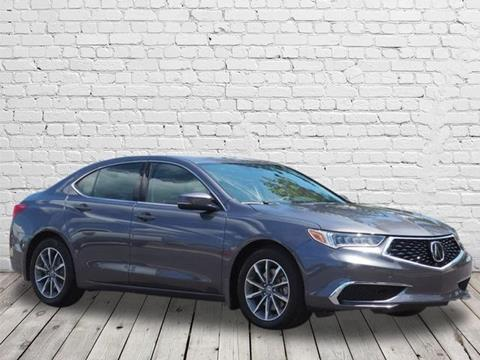 2019 Acura TLX for sale in Southern Pines, NC
