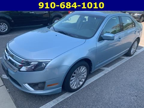 2011 Ford Fusion Hybrid for sale in Southern Pines, NC