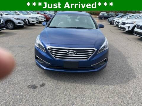 2016 Hyundai Sonata for sale at Pinehurst Nissan Kia in Southern Pines NC