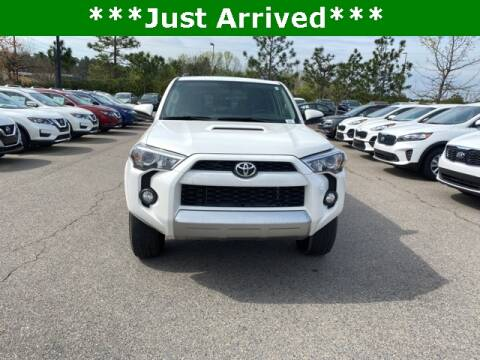 2019 Toyota 4Runner TRD Off-Road Premium for sale at Pinehurst Nissan Kia in Southern Pines NC