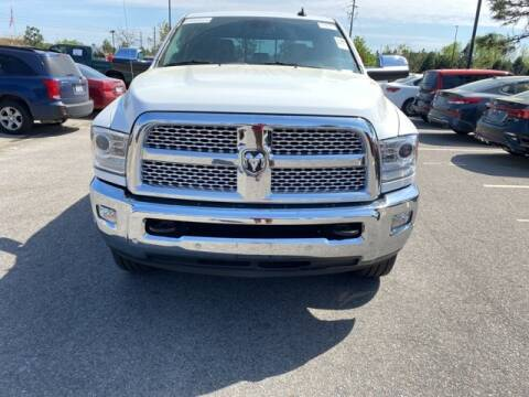 2017 RAM Ram Pickup 2500 Laramie for sale at Pinehurst Nissan Kia in Southern Pines NC