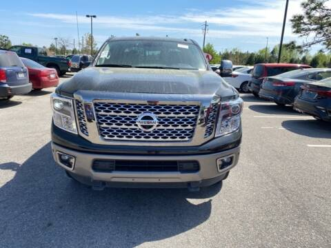 2018 Nissan Titan XD Platinum Reserve for sale at Pinehurst Nissan Kia in Southern Pines NC