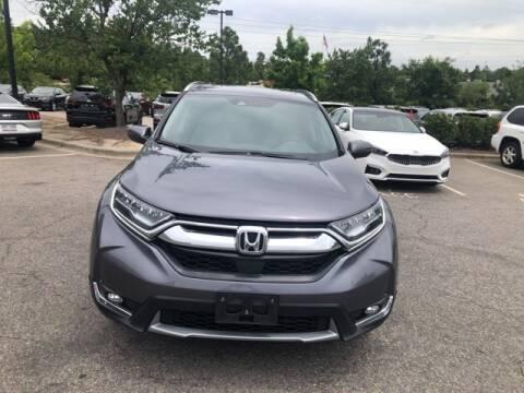 2017 Honda CR-V Touring for sale at Pinehurst Nissan Kia in Southern Pines NC