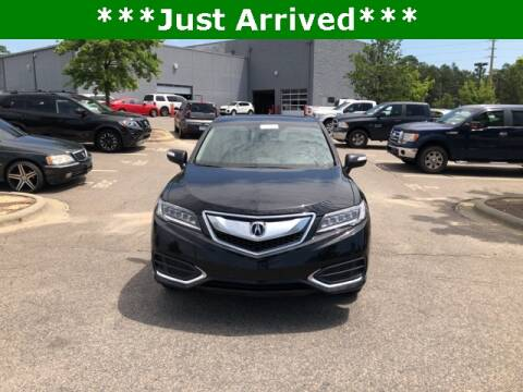 2017 Acura RDX for sale at Pinehurst Nissan Kia in Southern Pines NC