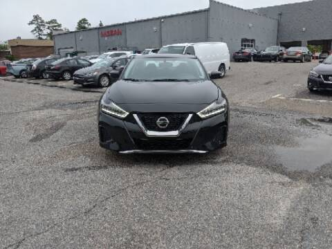 2019 Nissan Maxima 3.5 SV for sale at Pinehurst Nissan Kia in Southern Pines NC