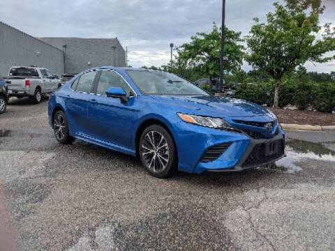 2019 Toyota Camry SE for sale at Pinehurst Nissan Kia in Southern Pines NC