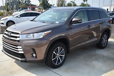 2018 Toyota Highlander for sale in Fayetteville, NC