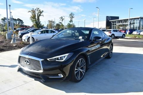2018 Infiniti Q60 for sale in Fayetteville, NC