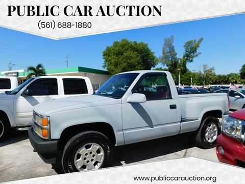 1993 Chevrolet C/K 1500 Series for sale in West Palm Beach, FL