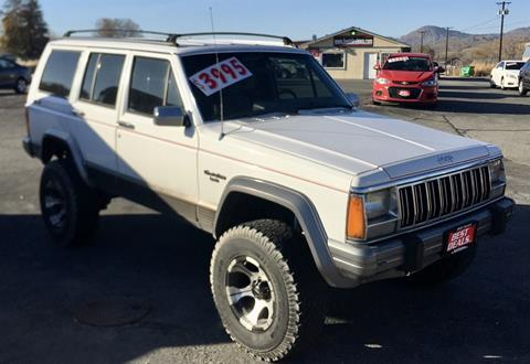 1991 Jeep Cherokee for sale in Omak, WA