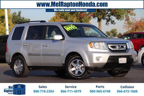 2009 Honda Pilot for sale in Sacramento, CA
