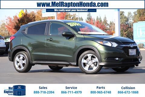 Honda Roseville Service >> 2017 Honda Hr V For Sale In Sacramento Ca