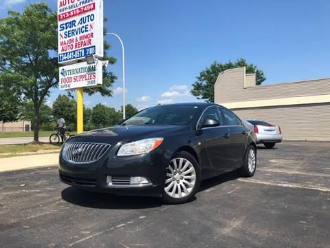 2011 Buick Regal for sale in Wayne, MI