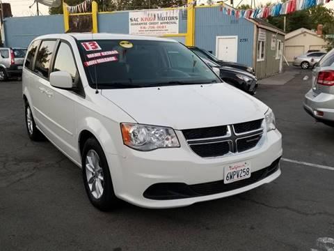 Minivan For Sale >> 2013 Dodge Grand Caravan For Sale In Sacramento Ca