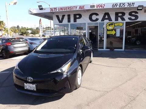 2017 Toyota Prius for sale in La Mesa, CA