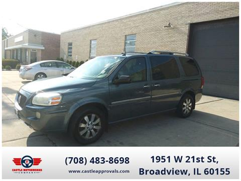 2007 Buick Terraza For Sale In Broadview Il