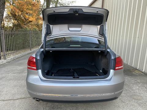 2013 Volkswagen Passat for sale in Murphy, TX