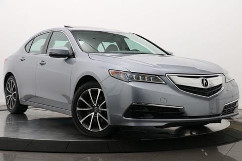 2016 Acura TLX for sale in Rahway, NJ