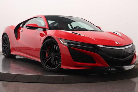 2017 Acura NSX for sale in Rahway, NJ