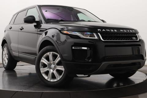 2016 Land Rover Range Rover Evoque for sale in Rahway, NJ