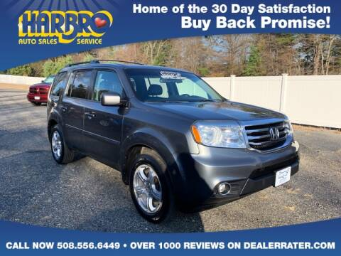 2012 Honda Pilot for sale in Whitinsville, MA