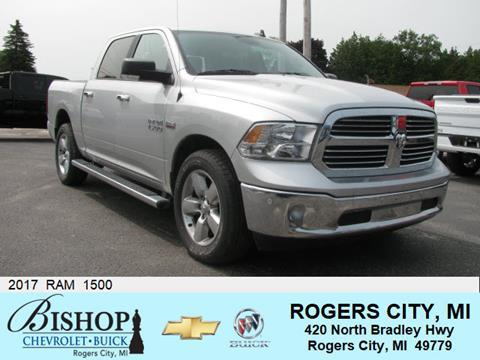 2017 RAM Ram Pickup 1500 for sale in Rogers City, MI
