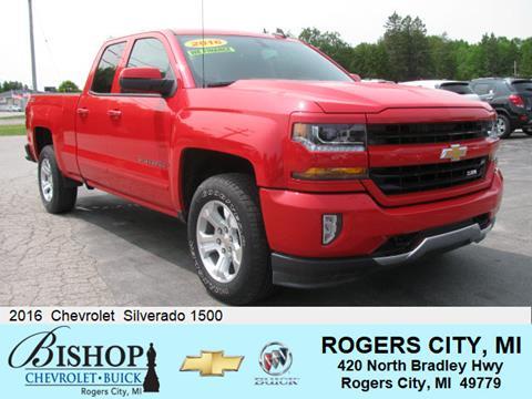 2016 Chevrolet Silverado 1500 for sale in Rogers City, MI