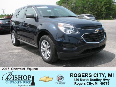 2017 Chevrolet Equinox for sale in Rogers City, MI