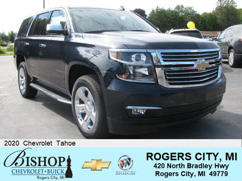 2020 Chevrolet Tahoe for sale in Rogers City, MI