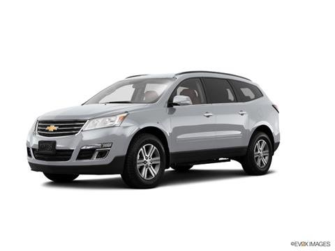2017 Chevrolet Traverse for sale in Rogers City, MI