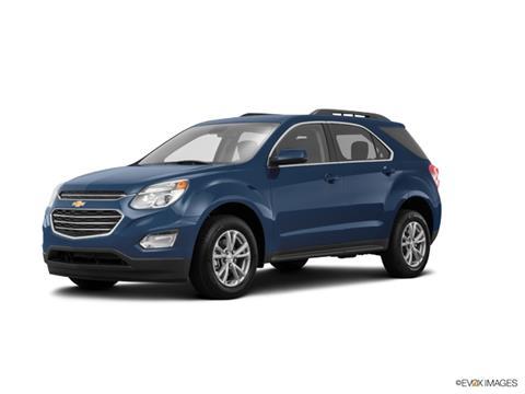 2016 Chevrolet Equinox for sale in Rogers City, MI