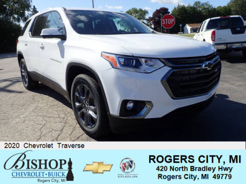 2020 Chevrolet Traverse for sale in Rogers City, MI