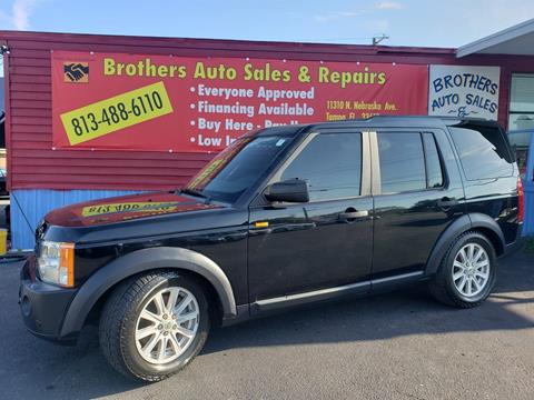 Land Rover Tampa >> 2007 Land Rover Lr3 For Sale In Tampa Fl