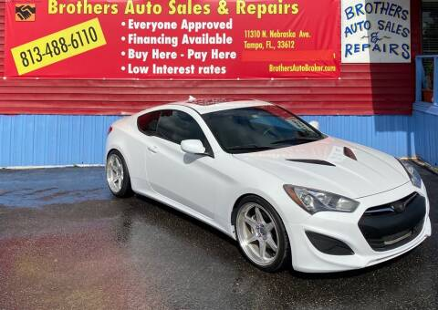 Buy Here Pay Here Clearwater Fl >> Used Hyundai Genesis Coupe For Sale In Clearwater Fl