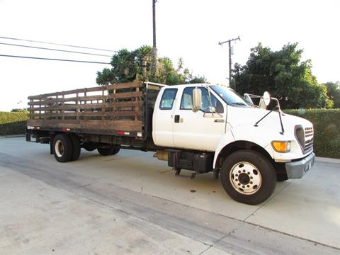 2001 Ford F-650 Super Duty for sale in Westminster, CA