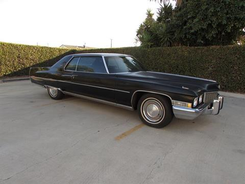 1972 Cadillac DeVille for sale in Westminster, CA
