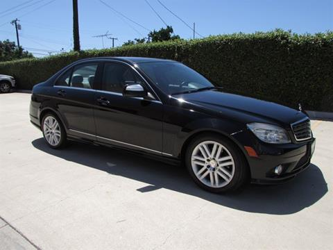 2009 Mercedes Benz C Class For Sale In Westminster Ca